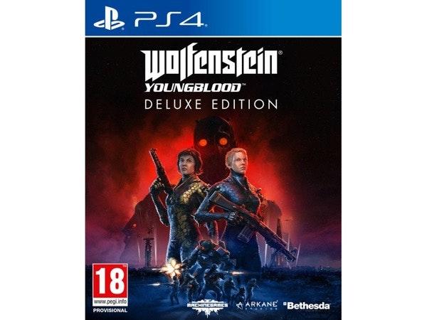 Wolfenstein Youngblood - Deluxe Edition, Worten, 33,99€