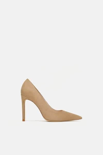 Sapatos Zara, 45,95€
