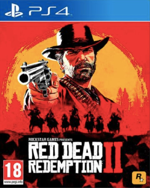 Red Dead Redemption 2, Toys 'R' Us, 69,99€