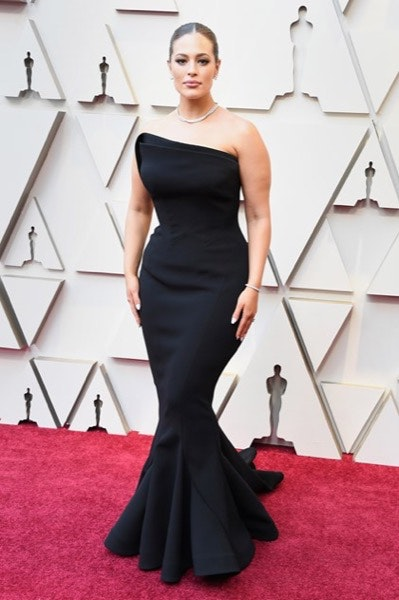 Ashley Graham em Zac Posen
