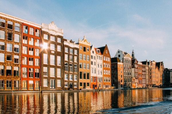 Em 4.º lugar: Amesterdão