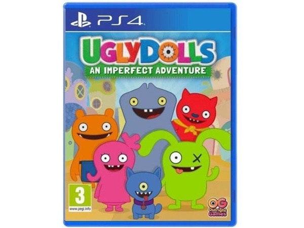 UglyDolls: Uma Aventura Imperfeita, Worten, 39,99€