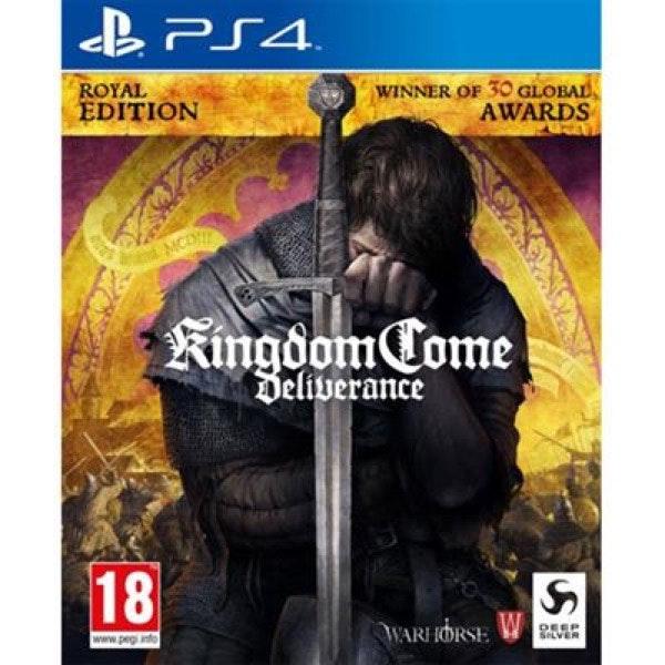 Kingdom Come: Deliverance - Royal Edition, FNAC, 35,99€