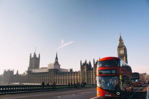 Em 2.º lugar: Londres