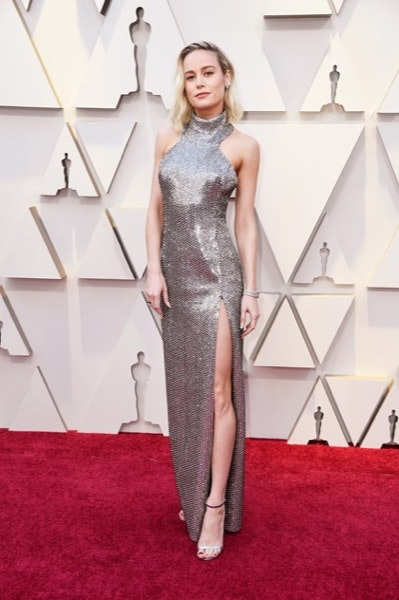 Brie Larson em Céline by Hedi Slimane