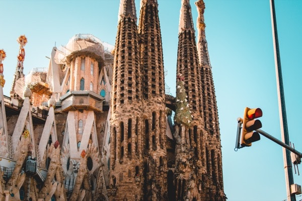 Em 3.º lugar: Barcelona