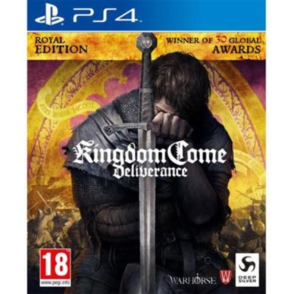 Kingdom Come: Deliverance - Royal Edition, FNAC, 35,99€