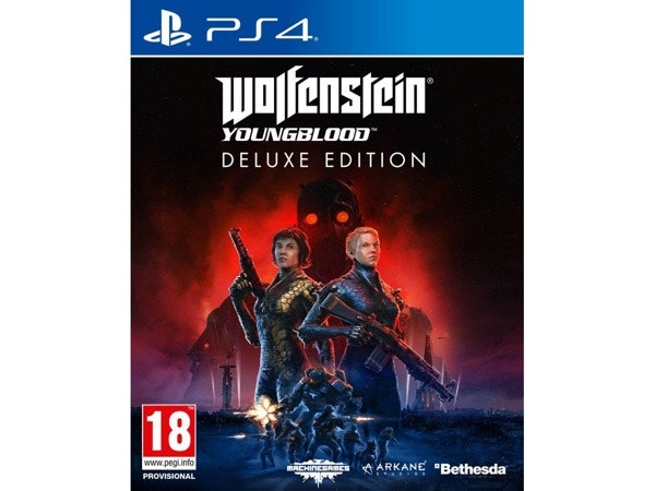 Wolfenstein Youngblood - Deluxe Edition, Worten, 33,99€