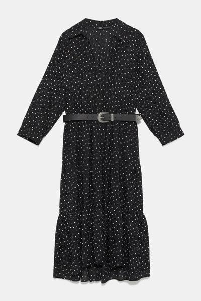 Vestido Zara, 39,95€