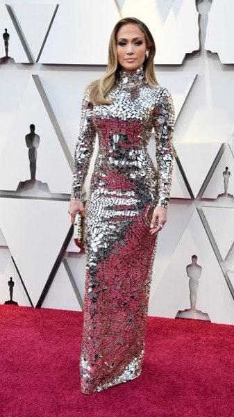 Jennifer Lopez em Tom Ford